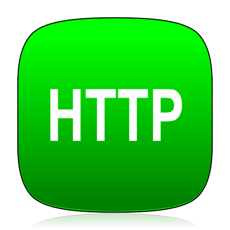 http: http green icon