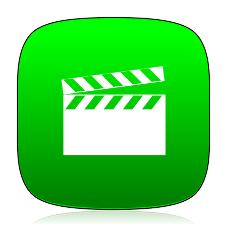 watch movement: video green icon