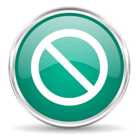 access denied: access denied blue glossy circle web icon