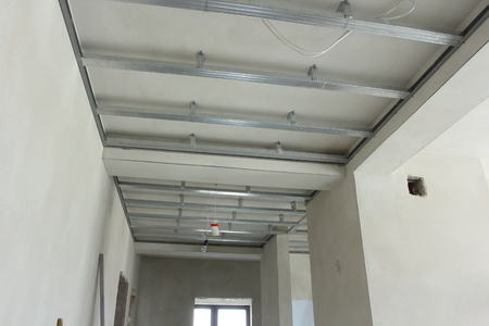 roof profile: celling construction