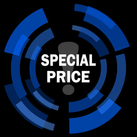 special price: special price black background simple web icon