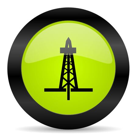 drilling: drilling icon Stock Photo