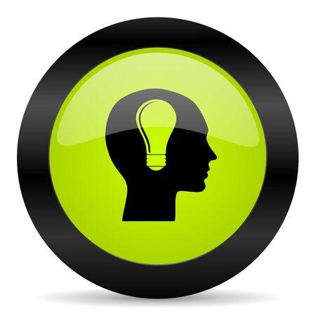 head icon Banco de Imagens - 58801923
