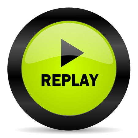 proceed: replay icon