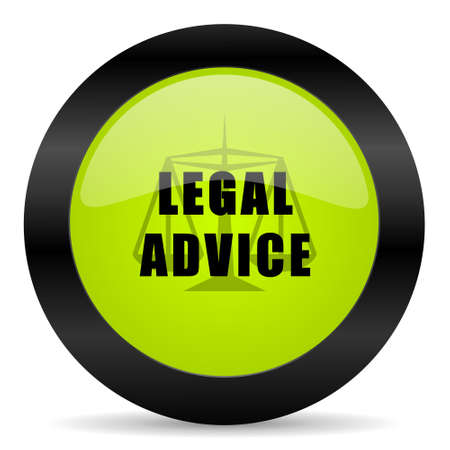 advisor: legal advice icon
