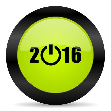 new beginnings: year 2016 icon