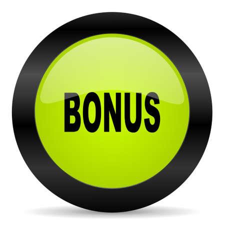 bonus: bonus icon Stock Photo