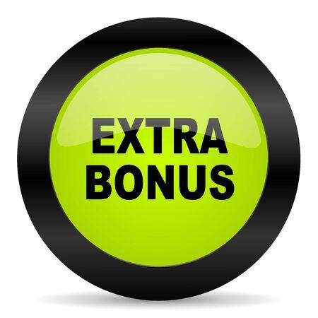 extra: extra bonus icon