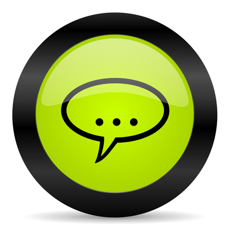 contacting: forum icon