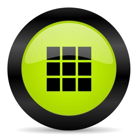 grid: thumbnails grid icon