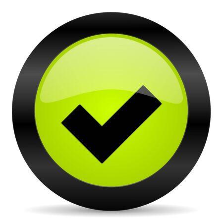 to accept: accept icon