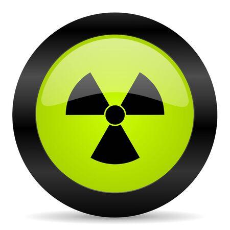 radiation: radiation icon