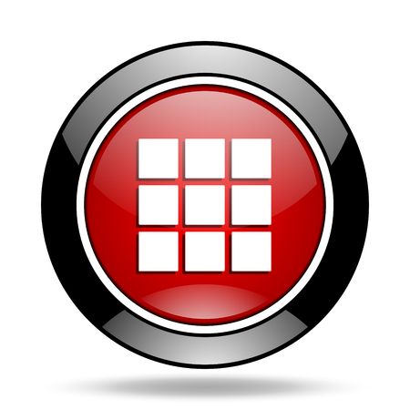 thumbnails: thumbnails grid icon