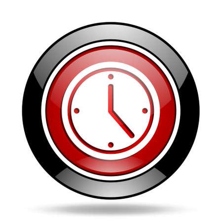 time icon Stock Photo