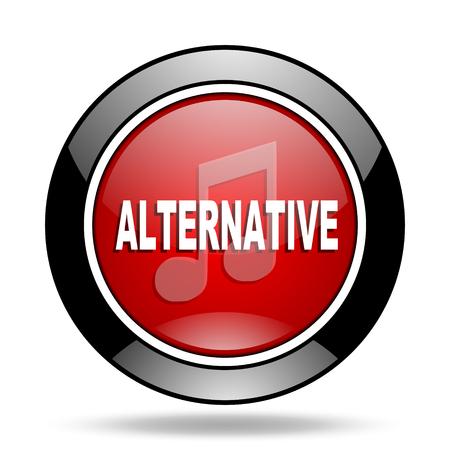 alternatieve muziek icoon