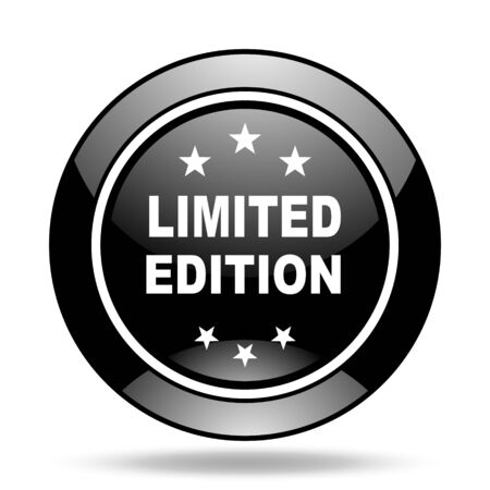 edition: limited edition black glossy icon