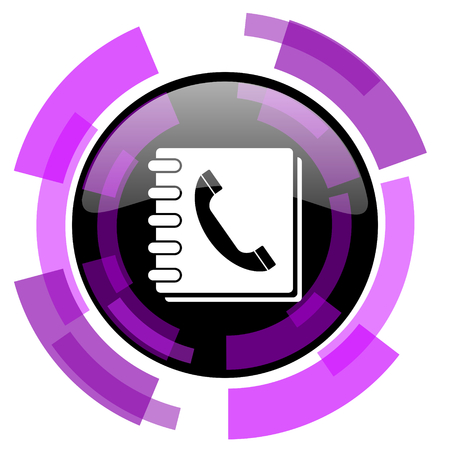 Contact list icon.
