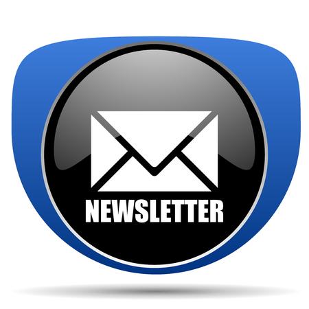 Newsletter web icon