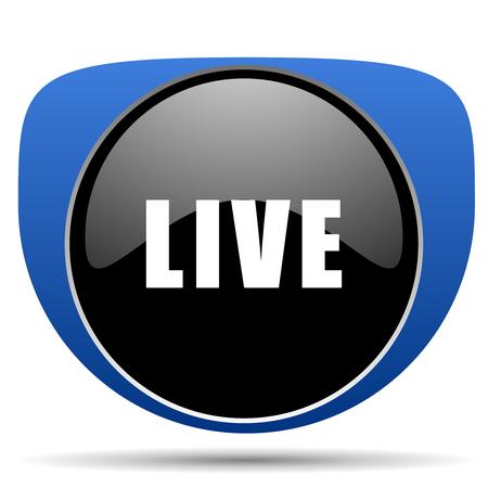 Live web icon
