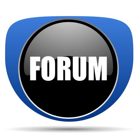 Forum web icon