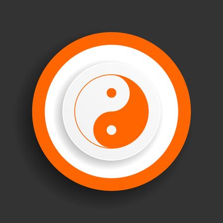 Ying Yang sign