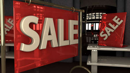trading floor: beautifully designed sales on the trading floor
