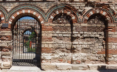 Old church in old Nessebar, Bulgaria