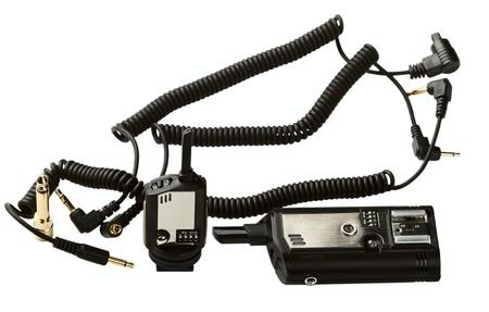Radio Slave System isolated on a white background Stock Photo - 10223571