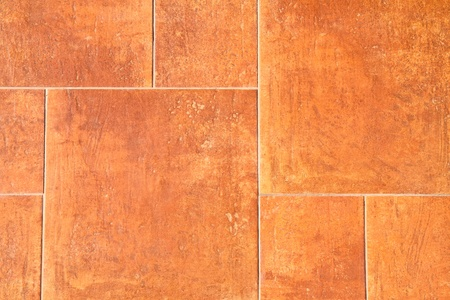 terracotta: Background from a tile