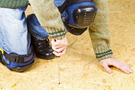 protective kneecaps photo