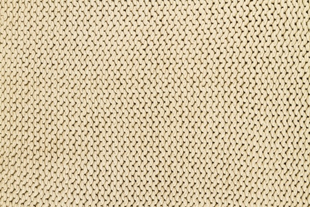 background from a woolen knitted fabric