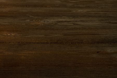 perspective background from dark brown wooden boards Фото со стока