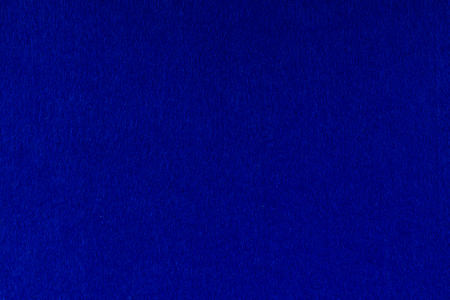 background of colored (dark blue) felt for creativity and design