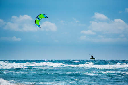 kiteboarding: Kitesurfing or Kiteboarding