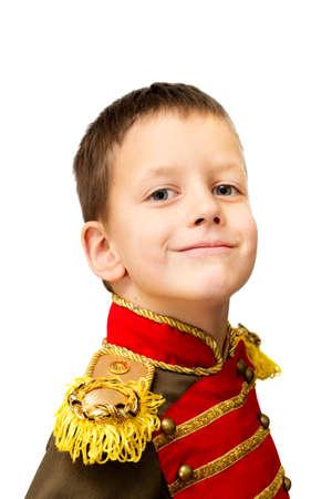hussar: closeup image of the cute little hussar