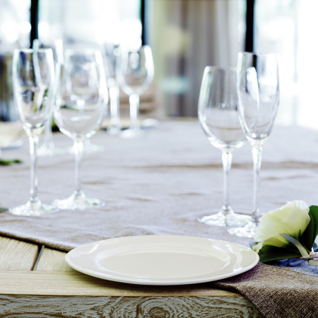 the bigger picture: decorated table