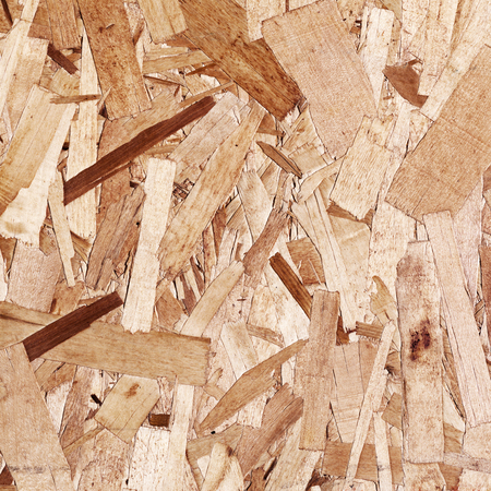 hardboard: Close-up of pressboard texture Stock Photo