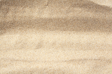 closeup of sand pattern of a beach in the summer Reklamní fotografie
