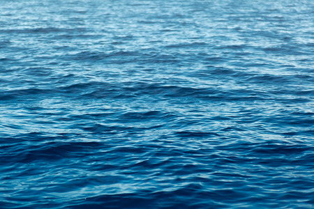 Water background water surface. Abstract background. Ocean water surface texture. Deep sea waves Standard-Bild