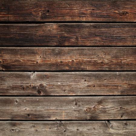 houten achtergrond close-up van de muur gemaakt van houten planken houtstructuur