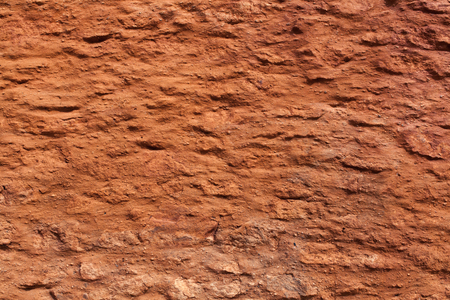 warmly: Close up texture old wall  warmly toned mediterranean facade, wall with painted structured plastering Stock Photo