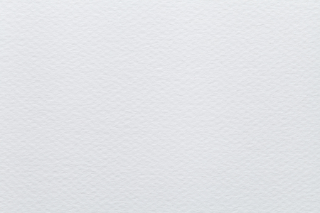 White Paper Watercolor paper texture or background Banco de Imagens