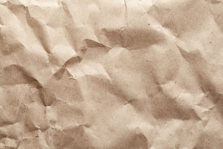 Paper texture,brown paper sheet,Crumpled paper for background