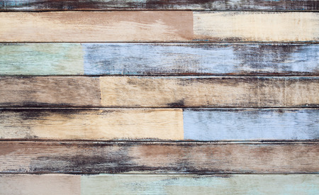 Wood material for Vintage wallpaper wood plank wall background abstract grunge wood texture Stock Photo