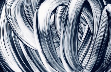 グランジ ブラシ ストローク手描きの背景ブラシ ストローク
