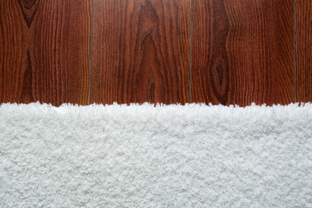 carpet and flooring: fluffy carpet on wood floor,carpet on the floor