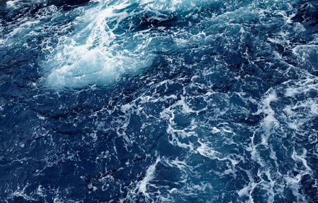 ocean water: Splashing Waves Ocean wave High Angle View Of Rippled Water,wave sea water background