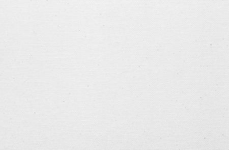 white canvas background or texture Foto de archivo