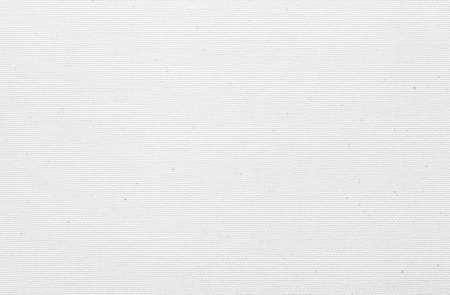 white canvas background or texture Standard-Bild