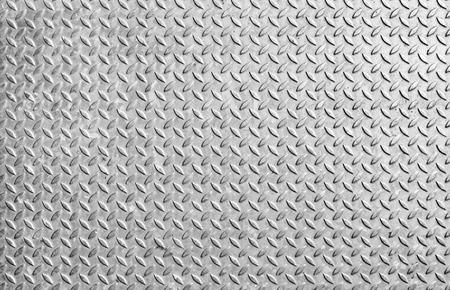 다이아몬드 철강 금속 시트, 배경 스틸 바닥